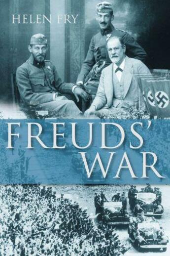 Couverture du livre « Freuds' War » de Fry Helen aux éditions History Press Digital