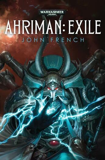 Couverture du livre « Ahriman : exilé » de John French aux éditions Black Library