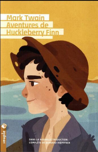 Couverture du livre « Aventures de Huckleberry Finn » de Mark Twain aux éditions Tristram