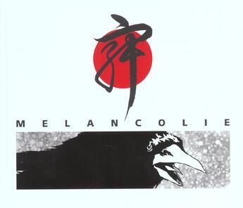Couverture du livre « Melancolie » de D Nemeth et J-P Kalonji aux éditions Paquet