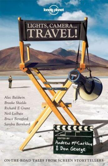 Couverture du livre « Lights, Camera...Travel! » de Shields aux éditions Loney Planet Publications