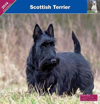 Couverture du livre « 2014 Scottish Terrier » de Collectif aux éditions Affixe