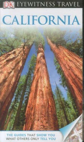Couverture du livre « CALIFORNIA » de  aux éditions Dorling Kindersley