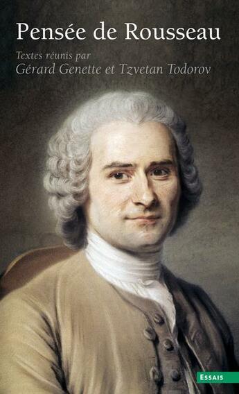 Couverture du livre « Pensée de Rousseau » de Collectif aux éditions Points