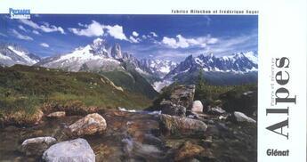 Couverture du livre « Paysages Sauvages ; Alpes ; Parcs Et Reserves » de Fabrice Milochau et Frederique Roger aux éditions Glenat