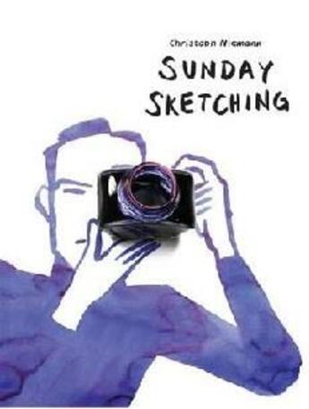 Couverture du livre « Sunday sketching » de Christoph Niemann aux éditions Abrams Uk