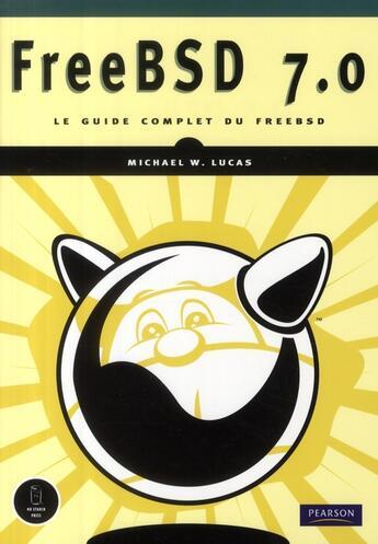 Couverture du livre « Free BSD 7.0 » de Collectif aux éditions Informatique Professionnelle