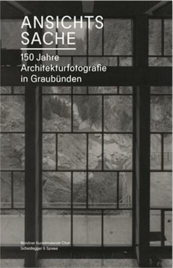 Couverture du livre « Ansichtssache /Allemand » de Kobi G Stephan Kunz aux éditions Scheidegger
