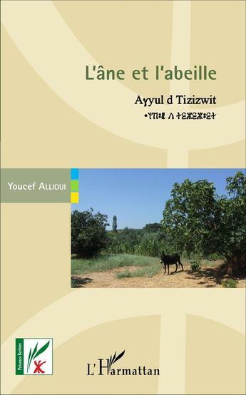 Couverture du livre « Ane Et L'Abeille Enigme Et Comptines Kabyles » de Youcef Allioui aux éditions Harmattan