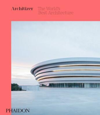 Couverture du livre « Architizer 2018 » de Architizer aux éditions Phaidon Gb