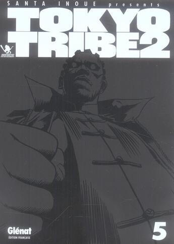 Couverture du livre « Tokyo tribe 2 t.5 » de Inoue aux éditions Glenat