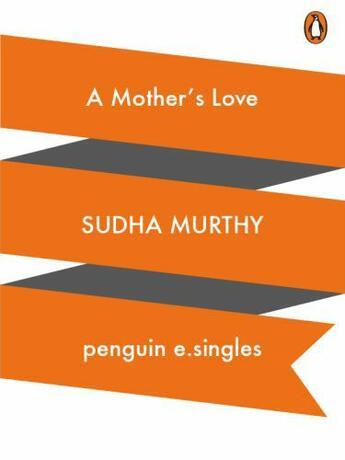 Couverture du livre « A Mother's Love » de Murty Suddha aux éditions Penguin Books Ltd Digital