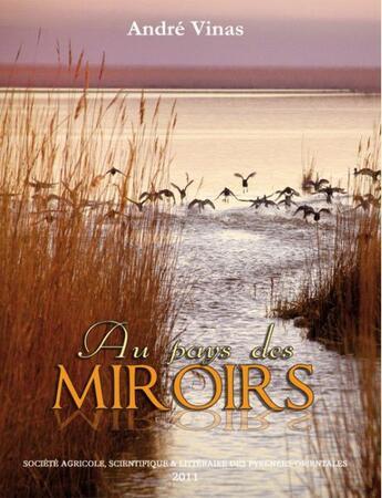 Couverture du livre « Au pays des miroirs » de Andre Vinas aux éditions T.d.o