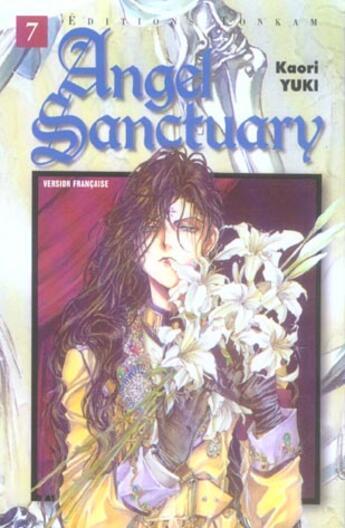 Couverture du livre « Angel sanctuary t.7 » de Yuki-K aux éditions Delcourt