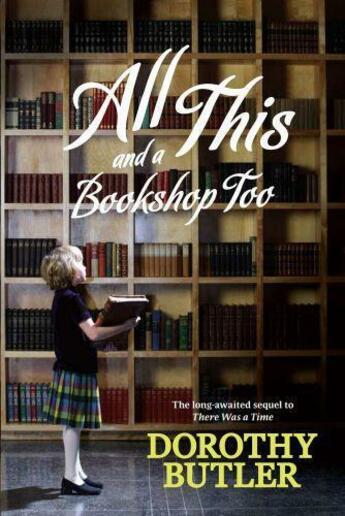 Couverture du livre « All This & a Bookshop Too » de Butler Dorothy aux éditions Penguin Books Ltd Digital