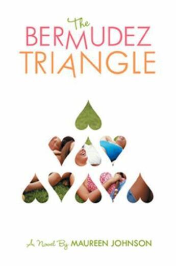 Couverture du livre « The Bermudez Triangle » de Maureen Johnson aux éditions Penguin Young Readers Group