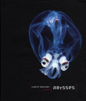 Couverture du livre « Abysses » de Nouvian-C aux éditions Fayard