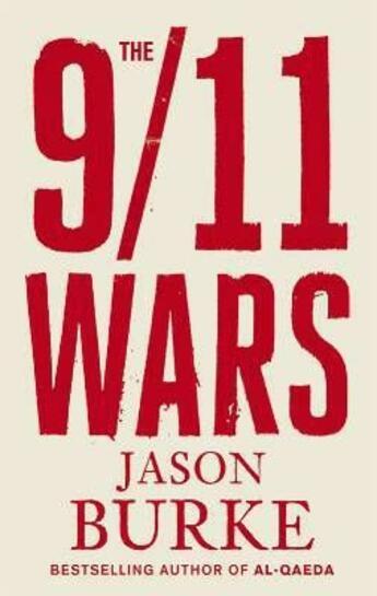 Couverture du livre « 9/11 Wars, The » de Jason Burke aux éditions Viking Adult