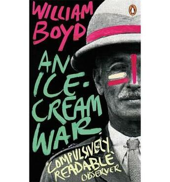Couverture du livre « An Ice-Cream War » de William Boyd aux éditions Adult Pbs