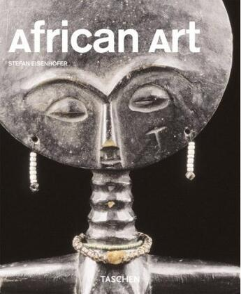 Couverture du livre « Genres African art » de Collectif aux éditions Taschen
