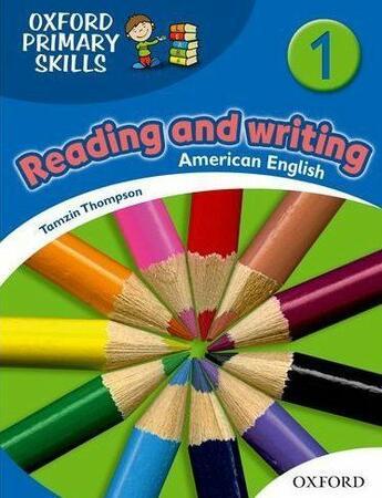 Couverture du livre « Oxford Primary Skills 1: Skills Book » de  aux éditions Oxford University Press