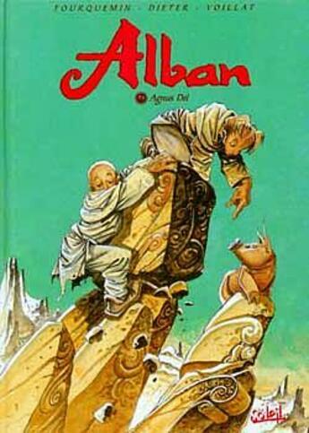 Couverture du livre « AGNUS DEI » de Dieter et Fourquemin aux éditions Soleil