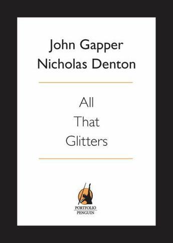 Couverture du livre « All That Glitters » de Denton Nicholas aux éditions Penguin Group Us
