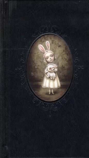 Couverture du livre « Agenda l'herbier des fées 2012 » de Benjamin Lacombe et Sebastien Perez aux éditions Albin Michel Jeunesse