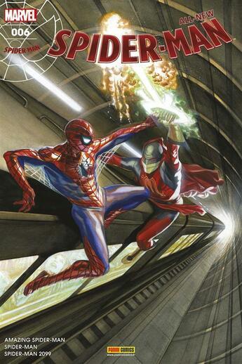 Couverture du livre « All-new Spider-Man N.6 » de All-New Spider-Man aux éditions Panini Comics Fascicules