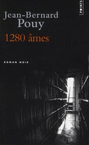 Couverture du livre « 1280 âmes » de Jean-Bernard Pouy aux éditions Points
