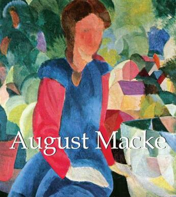 Couverture du livre « August Macke » de August Macke et Walter Cohen aux éditions Parkstone International