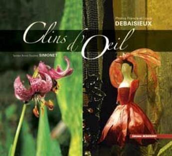 Couverture du livre « Clins d'oeil » de Simonet et Debaisieux aux éditions Debaisieux