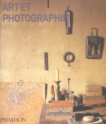 Couverture du livre « Art Et Photographie » de David Campany aux éditions Phaidon