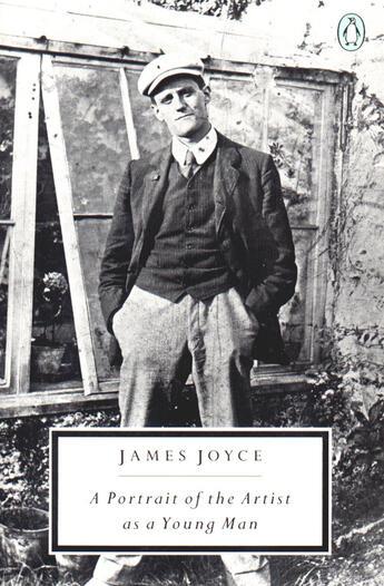 Couverture du livre « A Portrait of the Artist as a Young Man » de James Joyce aux éditions Penguin Group Us