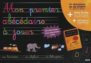 Couverture du livre « Abecedaire A Jouer Ned 160 » de Collectif aux éditions Philippe Auzou
