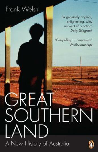 Couverture du livre « Great Southern Land » de Welsh Frank aux éditions Penguin Books Ltd Digital