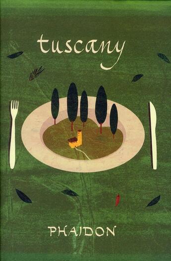 Couverture du livre « Tuscany » de Collectif aux éditions Phaidon Press