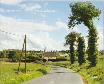 Couverture du livre « French landscapes » de Thibault Cuisset aux éditions Steidl