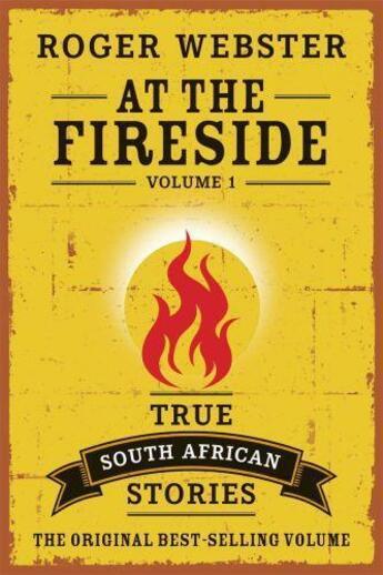 Couverture du livre « At the Fireside - Volume 1 » de Roger Webster aux éditions Ball Jonathan Publishing Digital