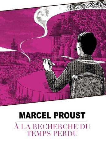 Couverture du livre « À la recherche du temps perdu » de Marcel Proust aux éditions Soleil