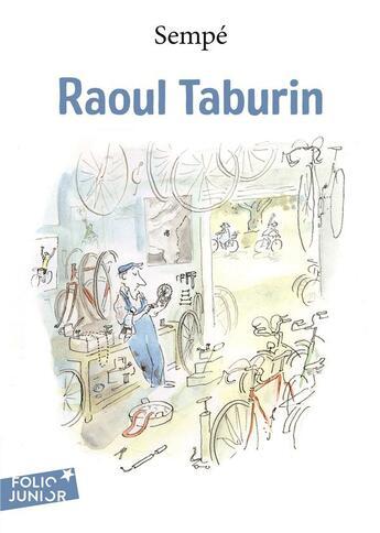 Couverture du livre « Raoul Taburin » de Sempe aux éditions Gallimard-jeunesse
