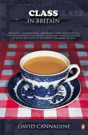 Couverture du livre « Class In Britain » de Cannadine David aux éditions Adult Pbs