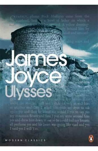 Couverture du livre « Ulysses » de James Joyce aux éditions Adult Pbs