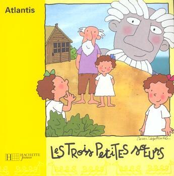 Couverture du livre « Atlantis » de Capdevila-R aux éditions Hachette