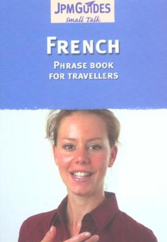 Couverture du livre « French for english » de Jpm Guides aux éditions Jpm
