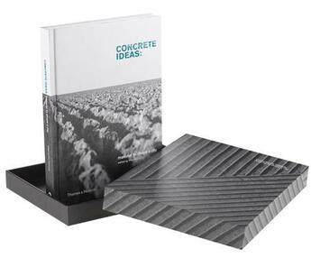Couverture du livre « Concrete ideas material to shape a city » de Petricone aux éditions Thames & Hudson