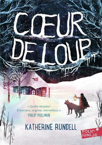 Couverture du livre « Coeur de loup » de Katherine Rundell et Gelrev Ongbico aux éditions Gallimard-jeunesse
