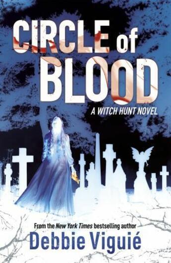 Couverture du livre « Circle of Blood » de Debbie Viguie aux éditions Penguin Group Us