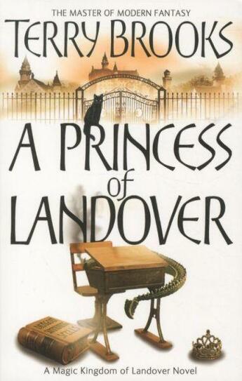 Couverture du livre « A Princess of Landover » de Terry Brooks aux éditions Orbit