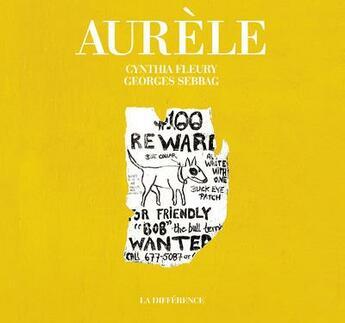 Couverture du livre « Aurèle » de Georges Sebbag et Cynthia Fleury aux éditions La Difference